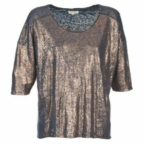 Miss Sixty  FOX  women's T shirt in Brown