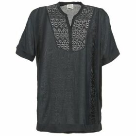 Oxbow  CRISENA  women's Blouse in Black