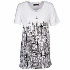 Religion  B123CND13  women's T shirt in White