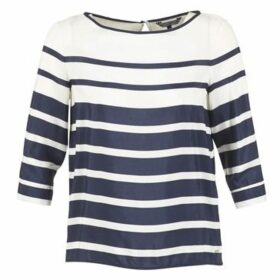 Tommy Hilfiger  ANNA  women's Blouse in Blue