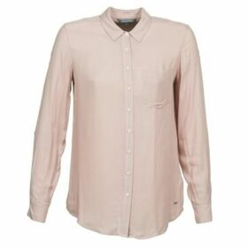 Tommy Hilfiger  MELBA  women's Shirt in Pink