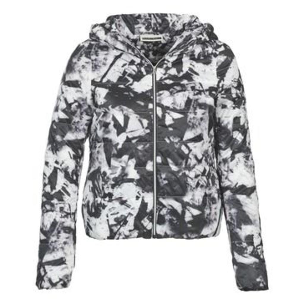 Noisy May  FAN  women's Jacket in Grey