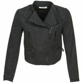 See U Soon  CANDICE  women's Jacket in Black