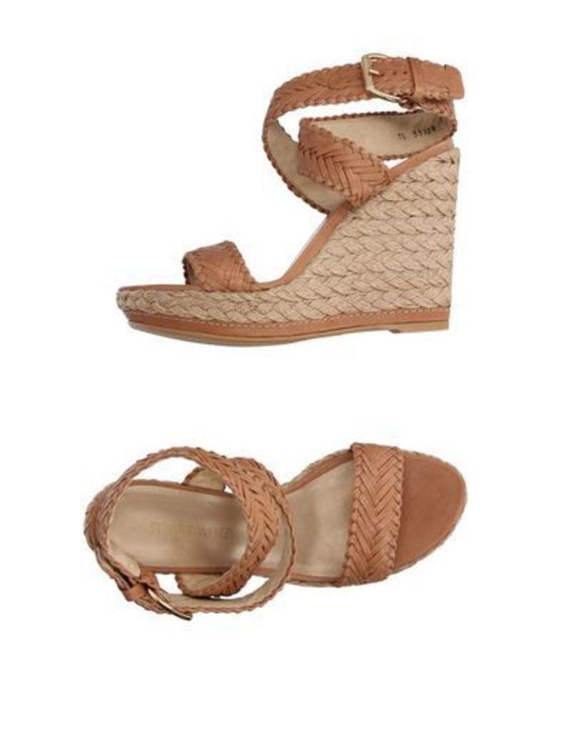 STUART WEITZMAN FOOTWEAR Sandals Women on YOOX.COM