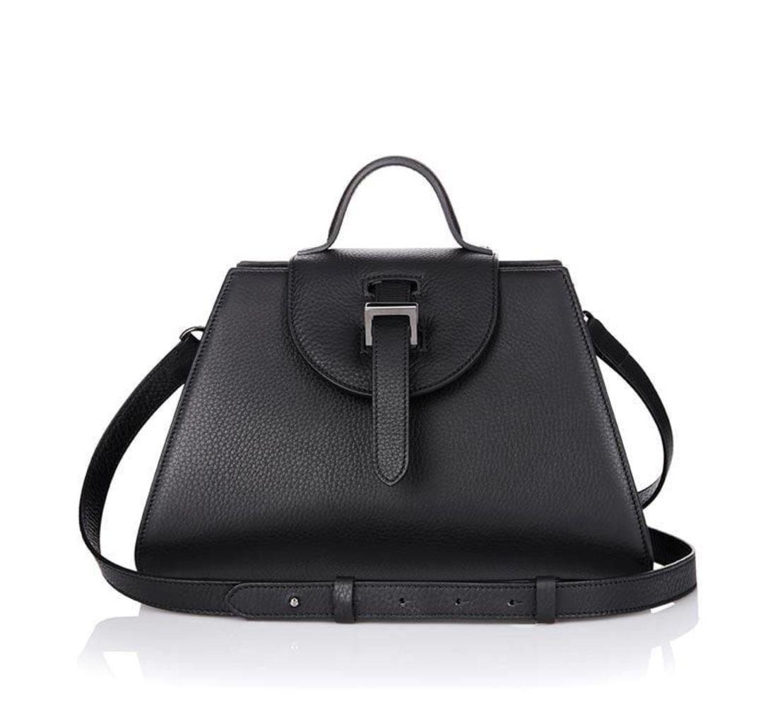 Allegra Mini Cross Body Bag Black