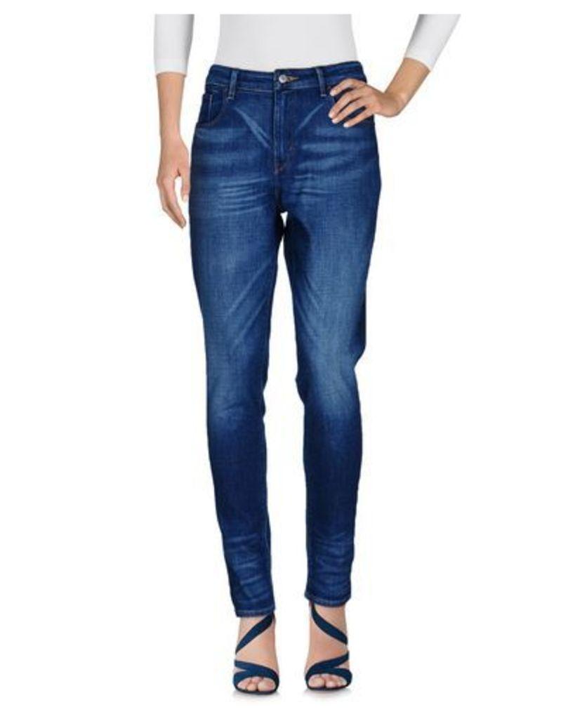 LEVI'S RED TAB DENIM Denim trousers Women on YOOX.COM