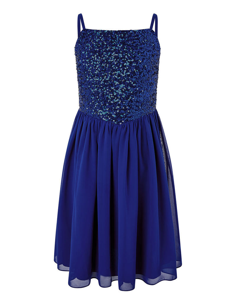 Kendra Sequin Dress