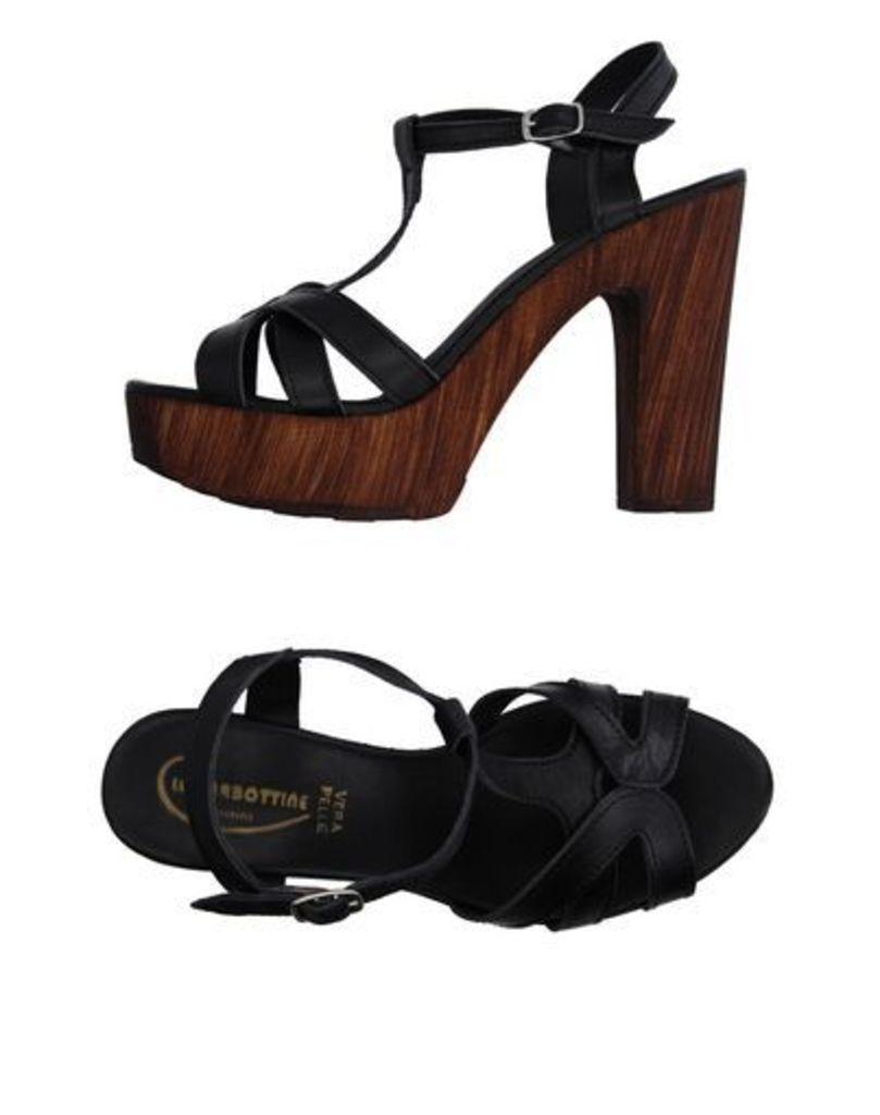 LE BARBOTTINE FOOTWEAR Sandals Women on YOOX.COM