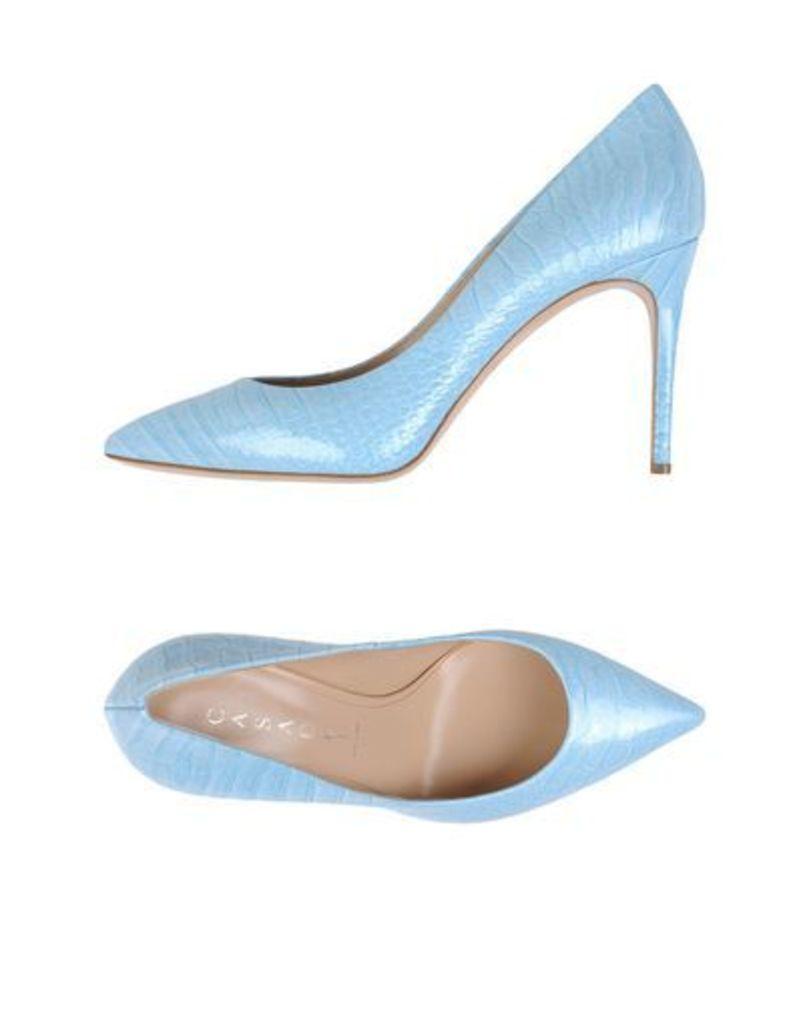 CASADEI FOOTWEAR Courts Women on YOOX.COM