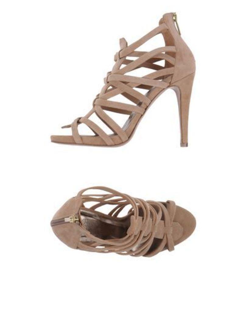 MIGUEL PALACIO for HOSS INTROPIA FOOTWEAR Sandals Women on YOOX.COM