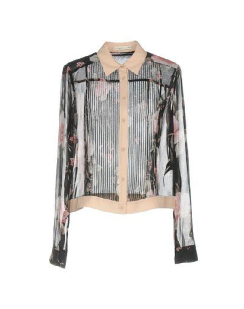 ALICE+OLIVIA SHIRTS Shirts Women on YOOX.COM