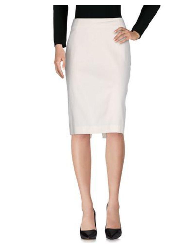 MARTA PALMIERI SKIRTS Knee length skirts Women on YOOX.COM