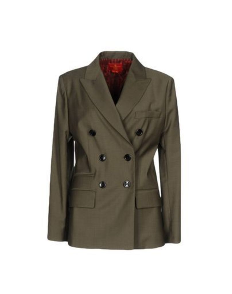 VIVIENNE WESTWOOD RED LABEL SUITS AND JACKETS Blazers Women on YOOX.COM