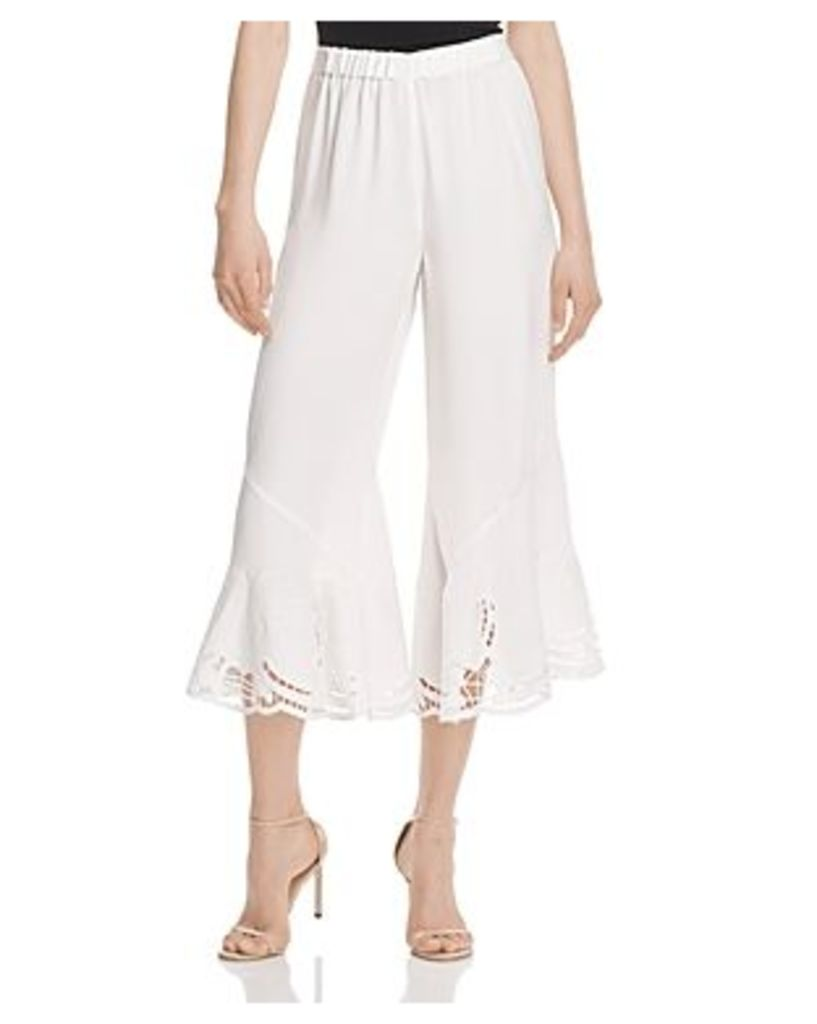 Kobi Halperin Lainey Crop Flare Pants