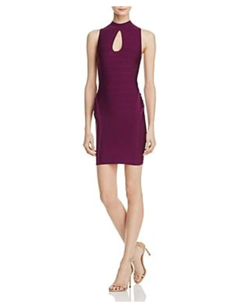 Guess Mirage Lattice Bandage Dress
