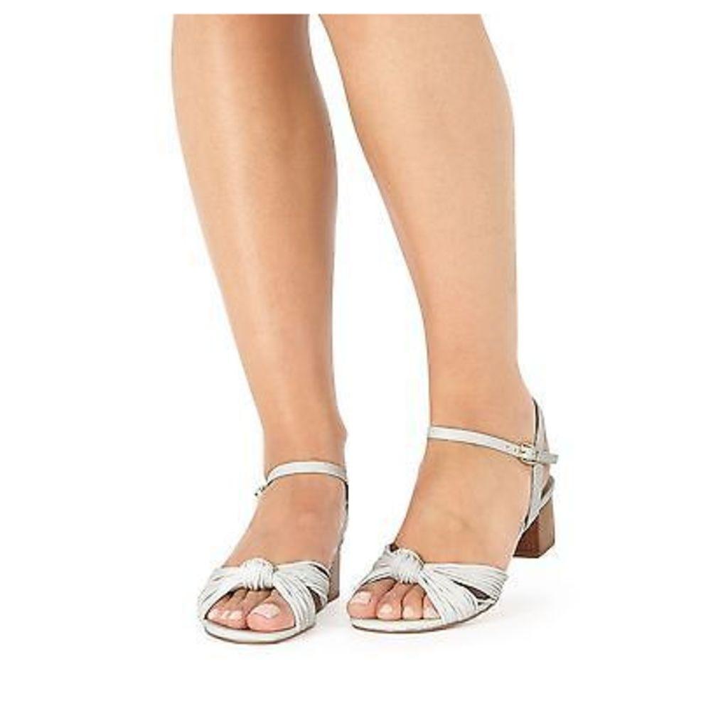 Faith White 'Delight' Sandals From Debenhams