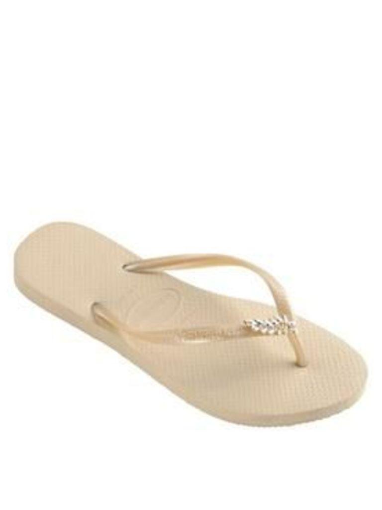 Havaianas Slim Lux Flip Flop Sandal