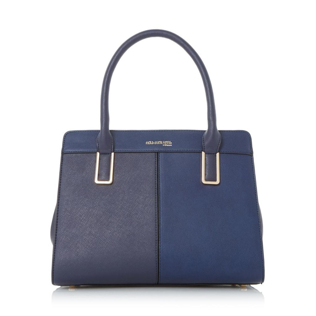 Hollyn Structured Top Handle Bag