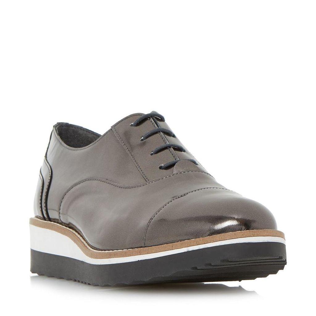 Furley Lace Up Flatform Shoe