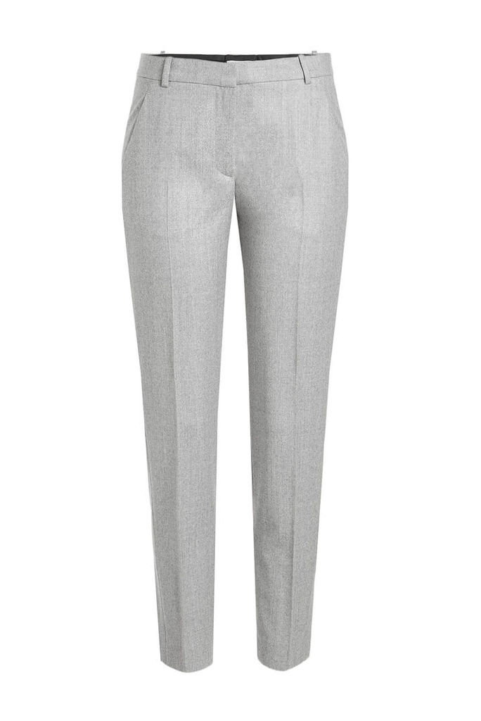 Carven Cropped Wool Pants