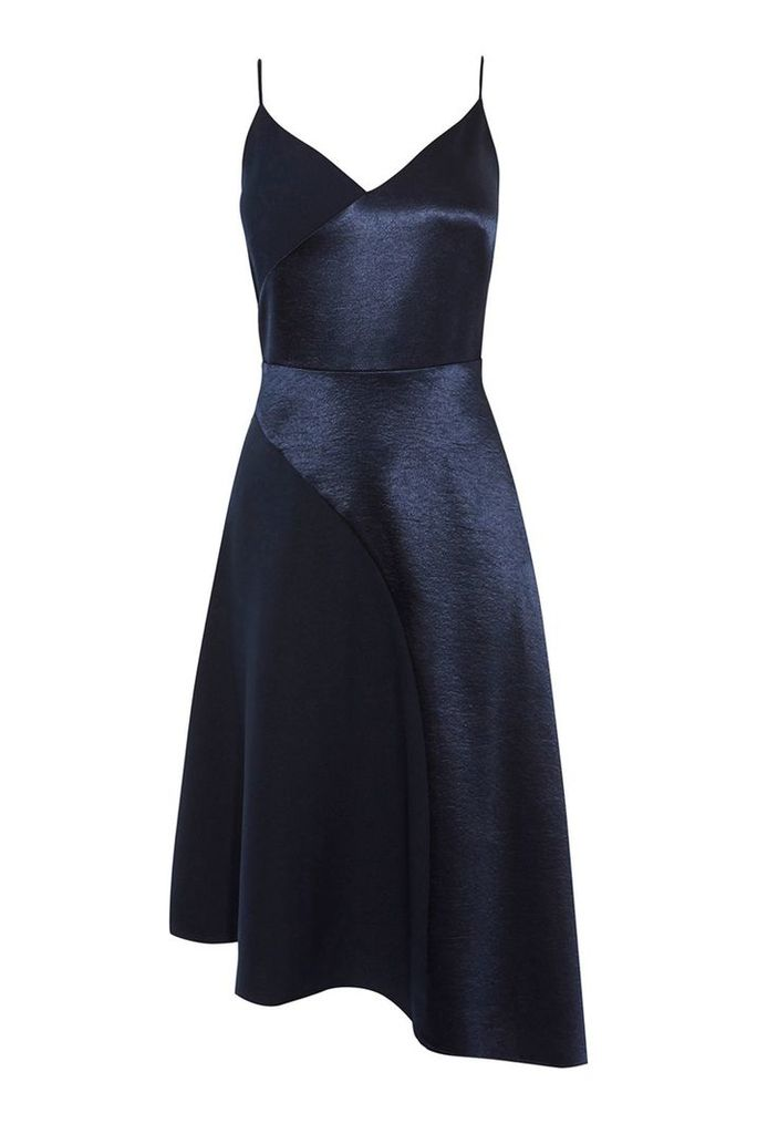 Coast Clemmie Cami Dress, Navy