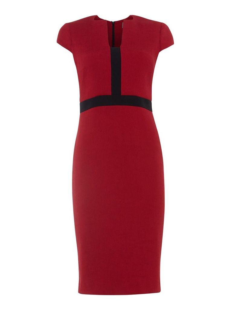 Damsel in a Dress Rhumba Dress, Red