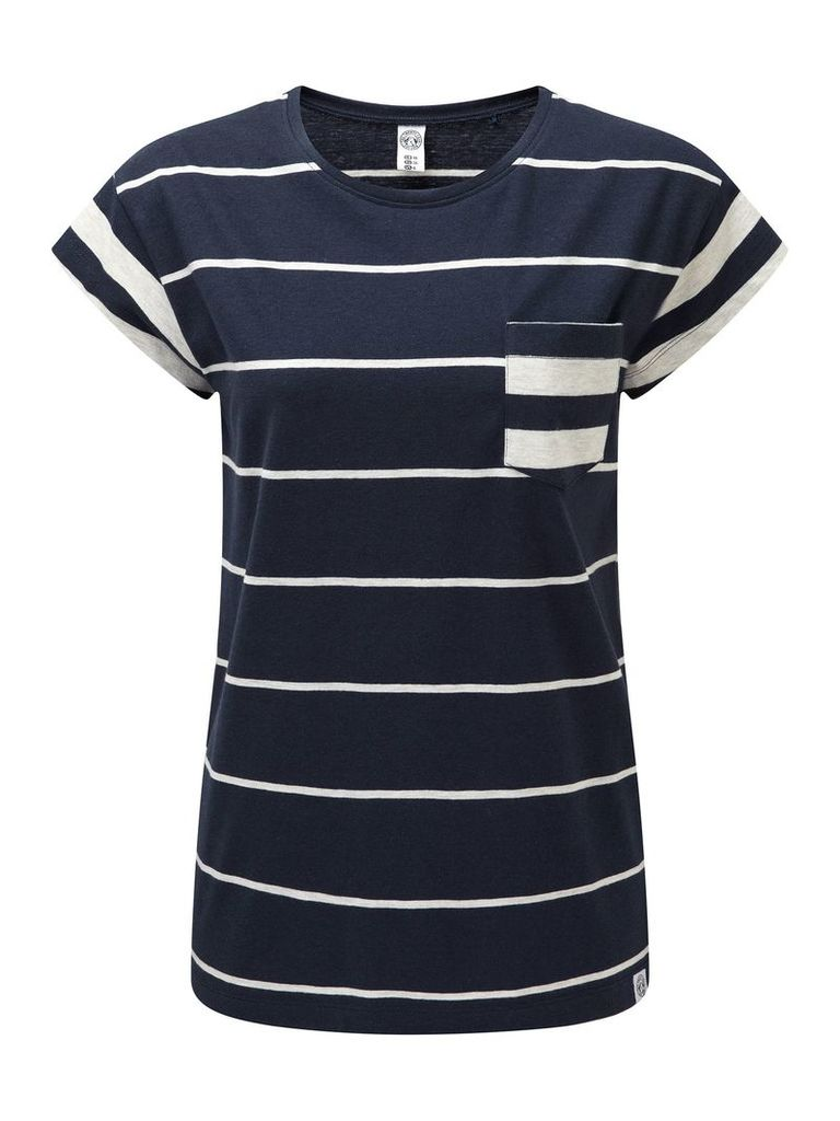 Tog 24 Astrid Womens Deluxe T-Shirt, Navy