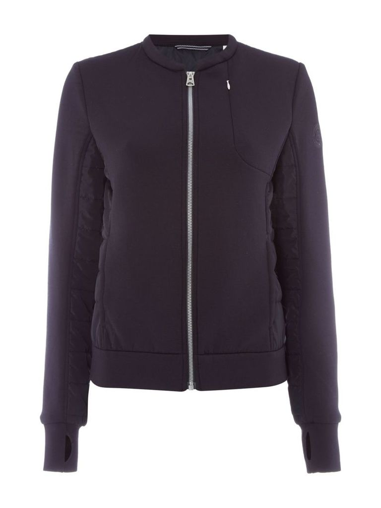 Gant Soft Quilted Jacket, Black