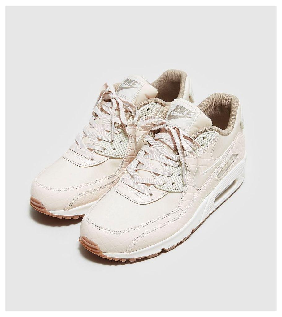 Nike Air Max 90 Premium Women's, Oatmeal