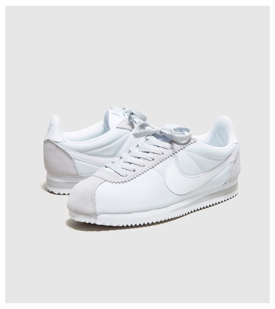 Nike Cortez Women's, Pure Platinum/White