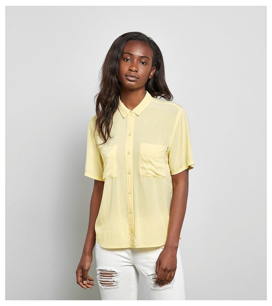 Obey St Marina Shirt, Yellow