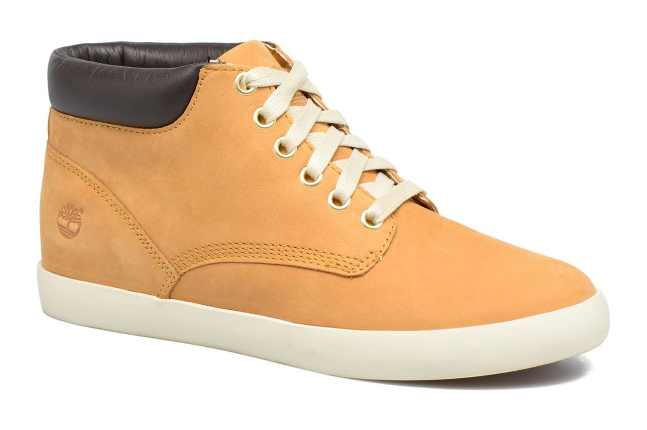Flannery Chukka With Collar