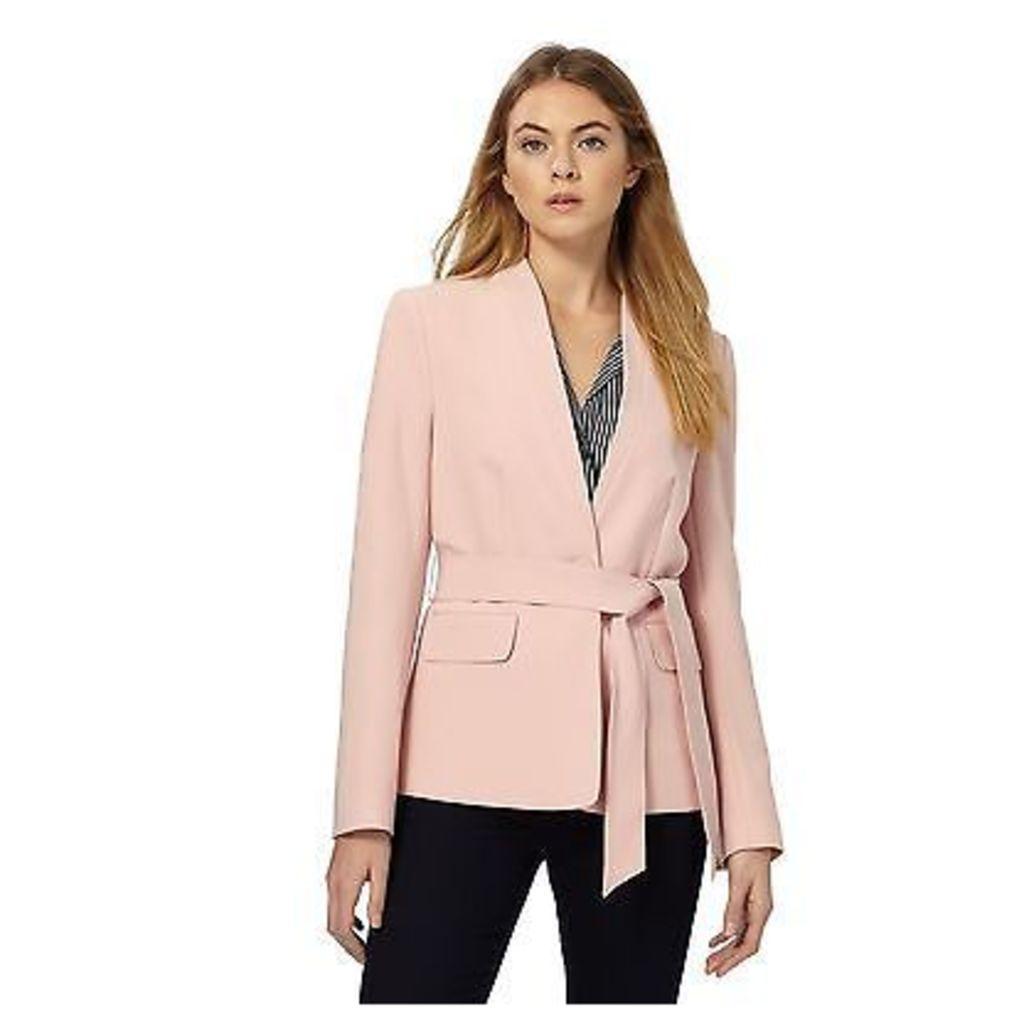 Principles By Ben De Lisi Womens Pink Suit Jacket From Debenhams