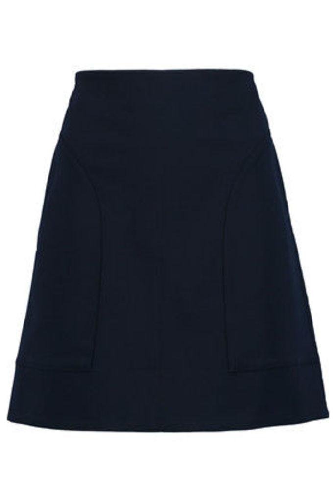 DKNY - Ponte Mini Skirt - Navy