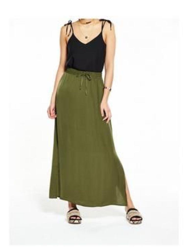 Vila Melli New Maxi Skirt