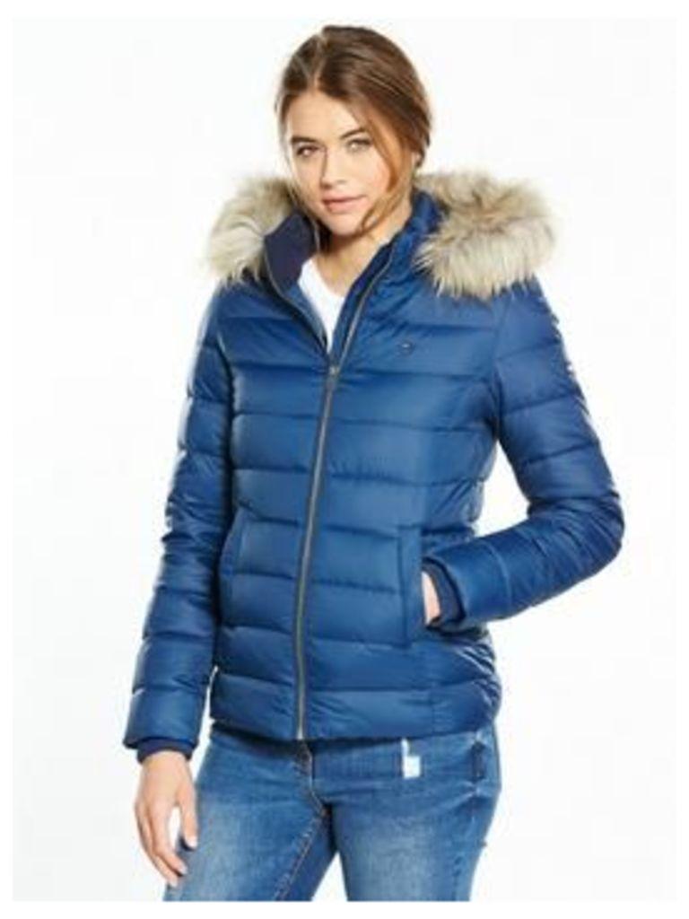 Hilfiger Denim Down Jacket - Blue
