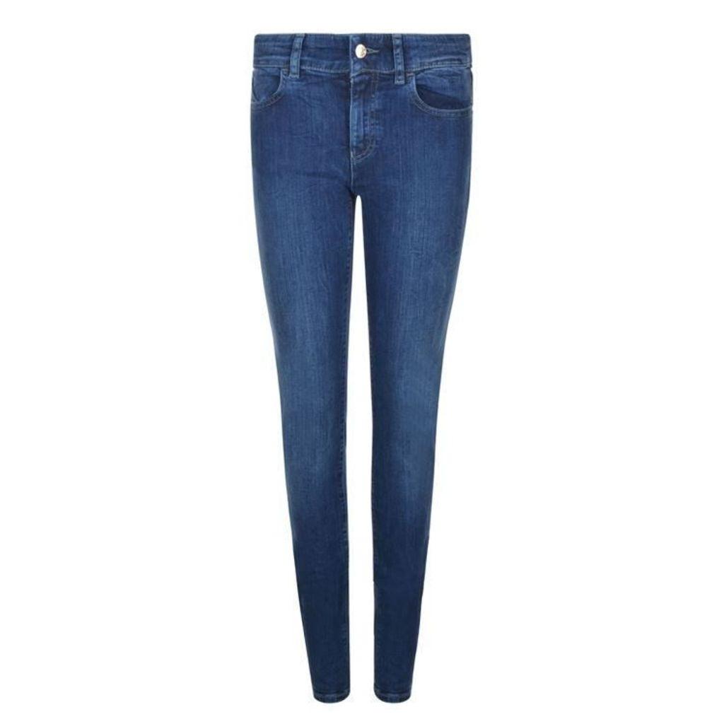 ARMANI JEANS J18 Dahlia Skinny Jeans