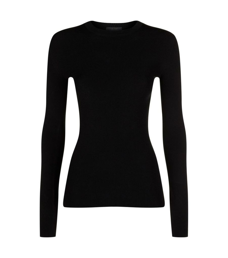 Ridiah Stretch Knit Sweater