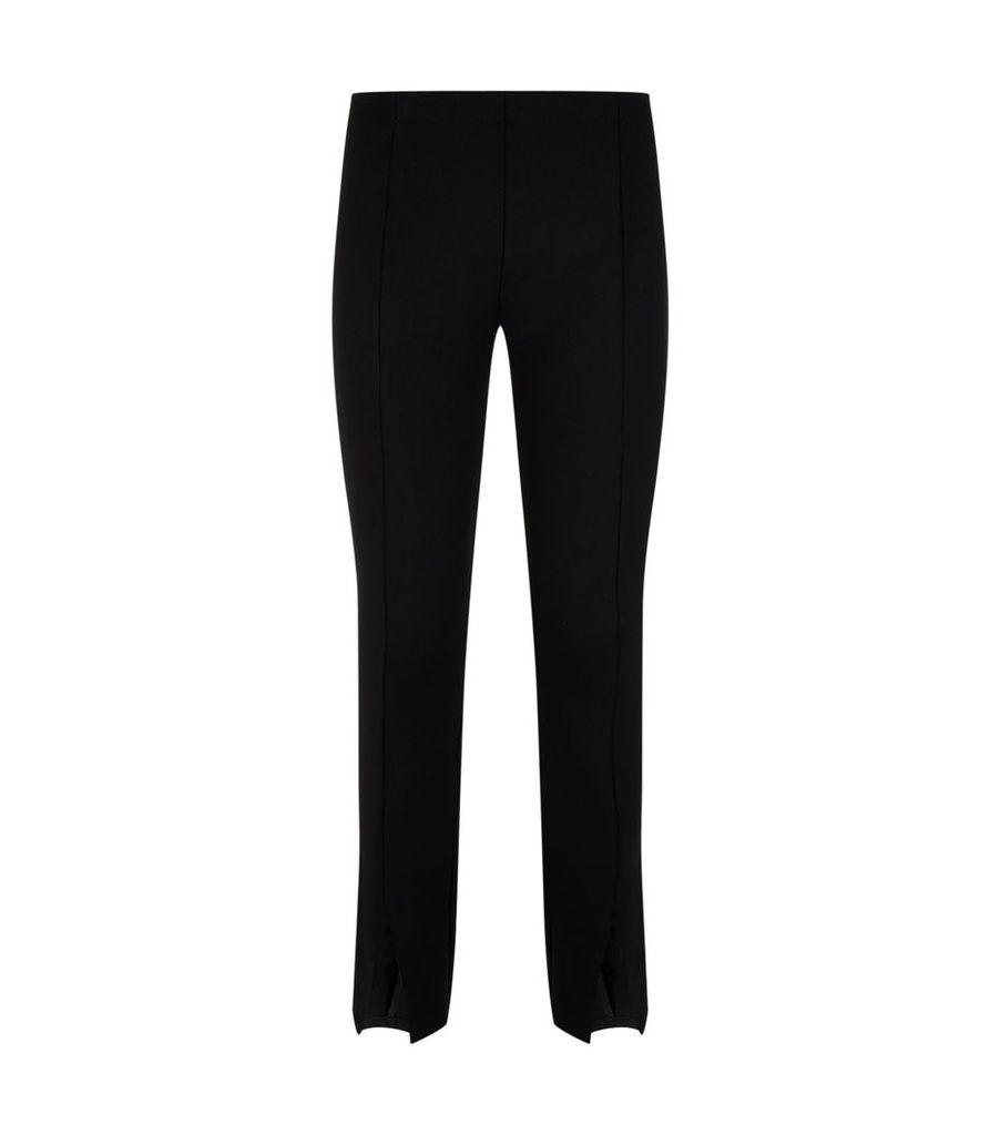 Thilde Split Hem Trousers