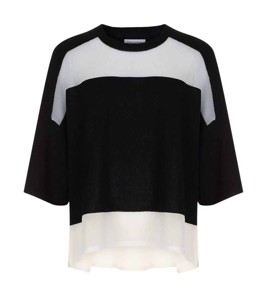 Lati Striped Sweater
