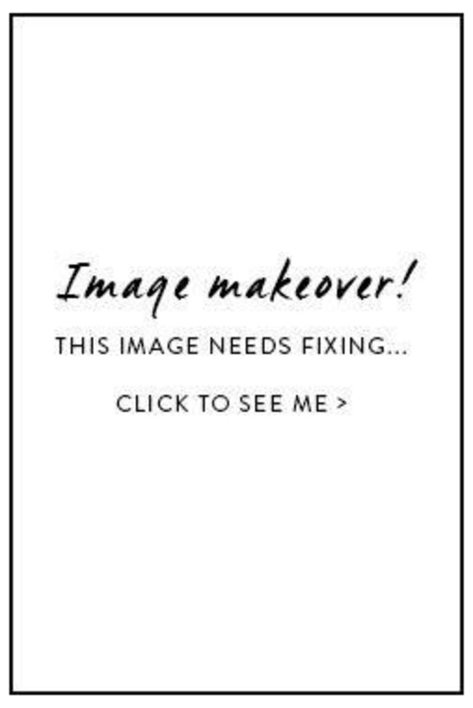 Imogen Chiffon Frill Open Shoulder Maxi Dress - dusky pink