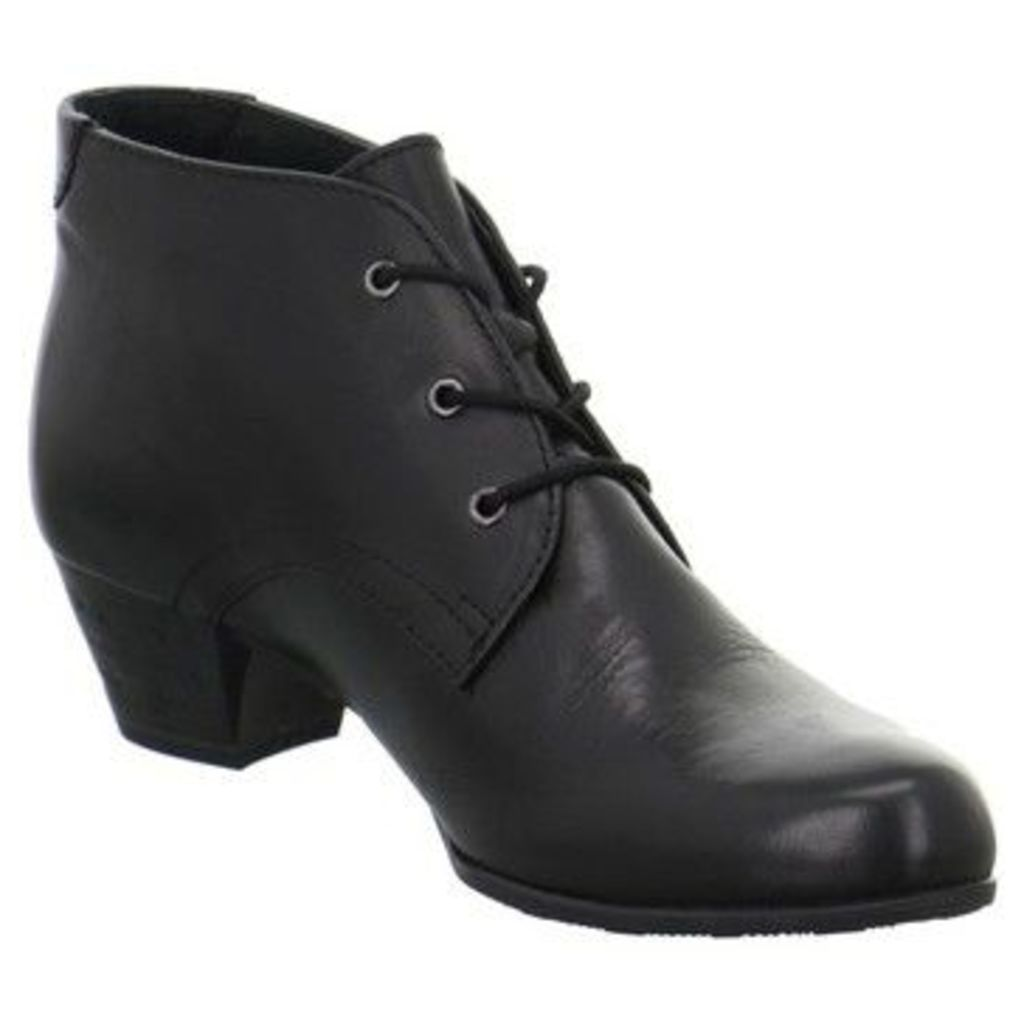 Tamaris  Ocimum  women's Low Ankle Boots in Black