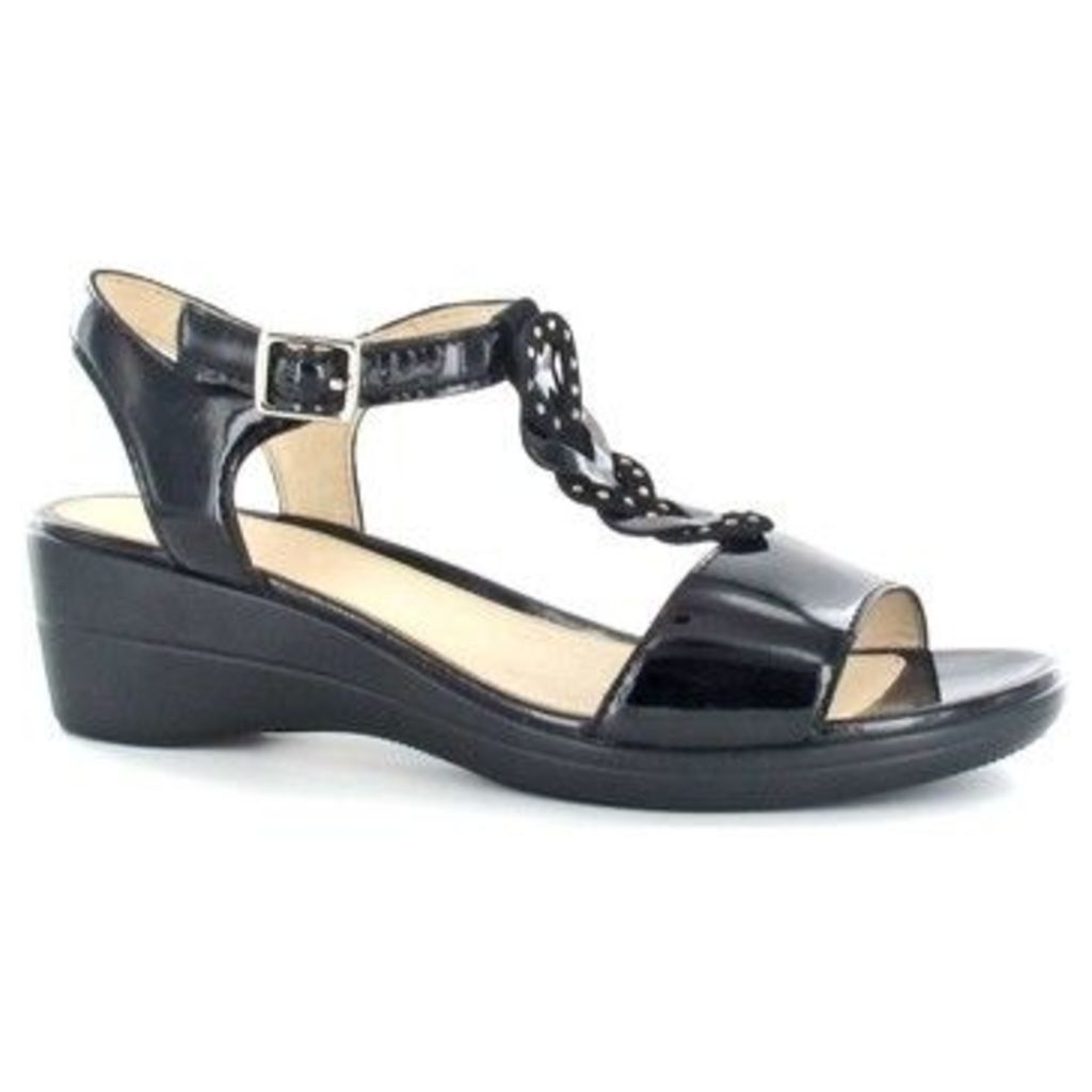 Stonefly  108247 Sandals Women Black  women's Sandals in Black