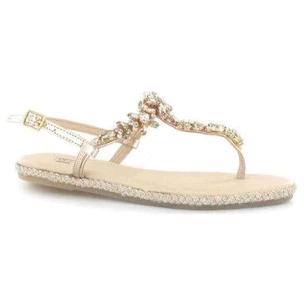 Stonefly  108425 Sandals Women Gold  women's Sandals in Gold