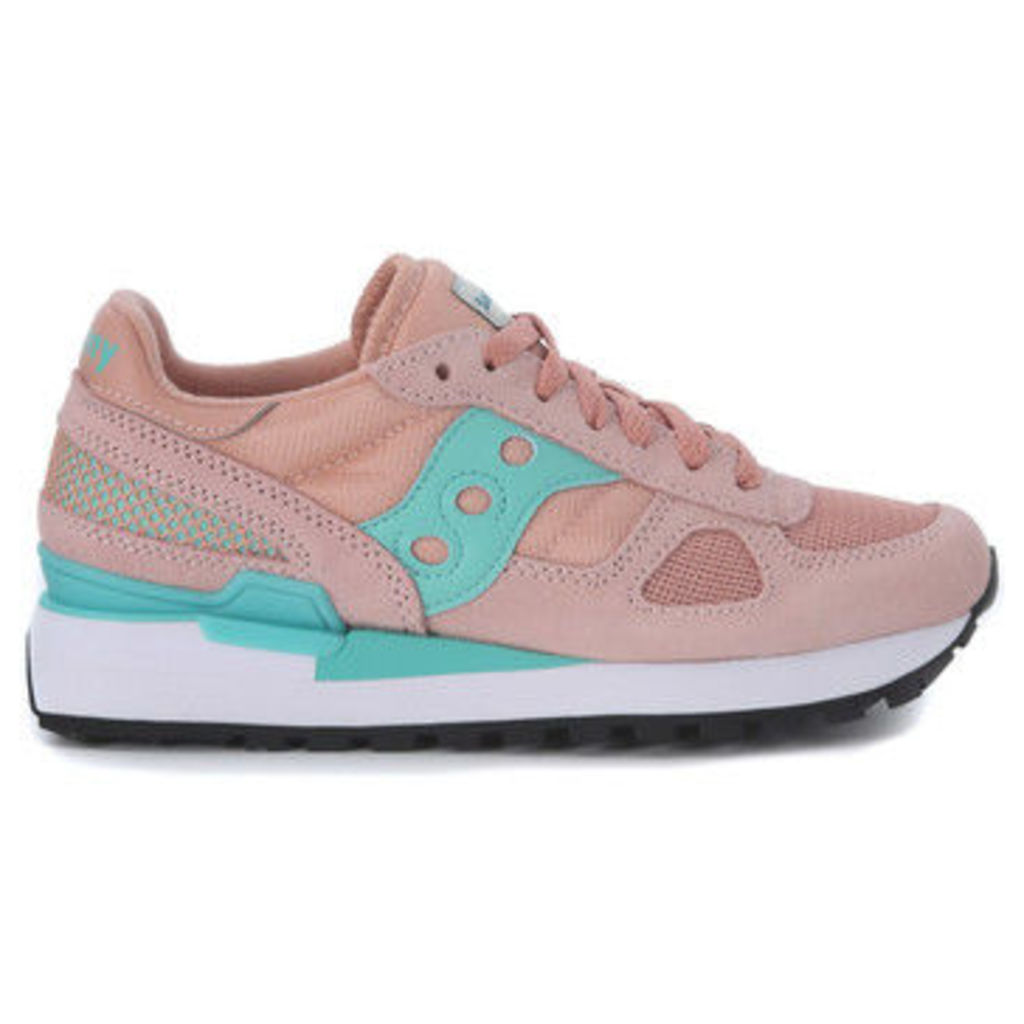 Saucony  Sneaker  Shadow rosa e verde acqua  women's Shoes (Trainers) in Pink