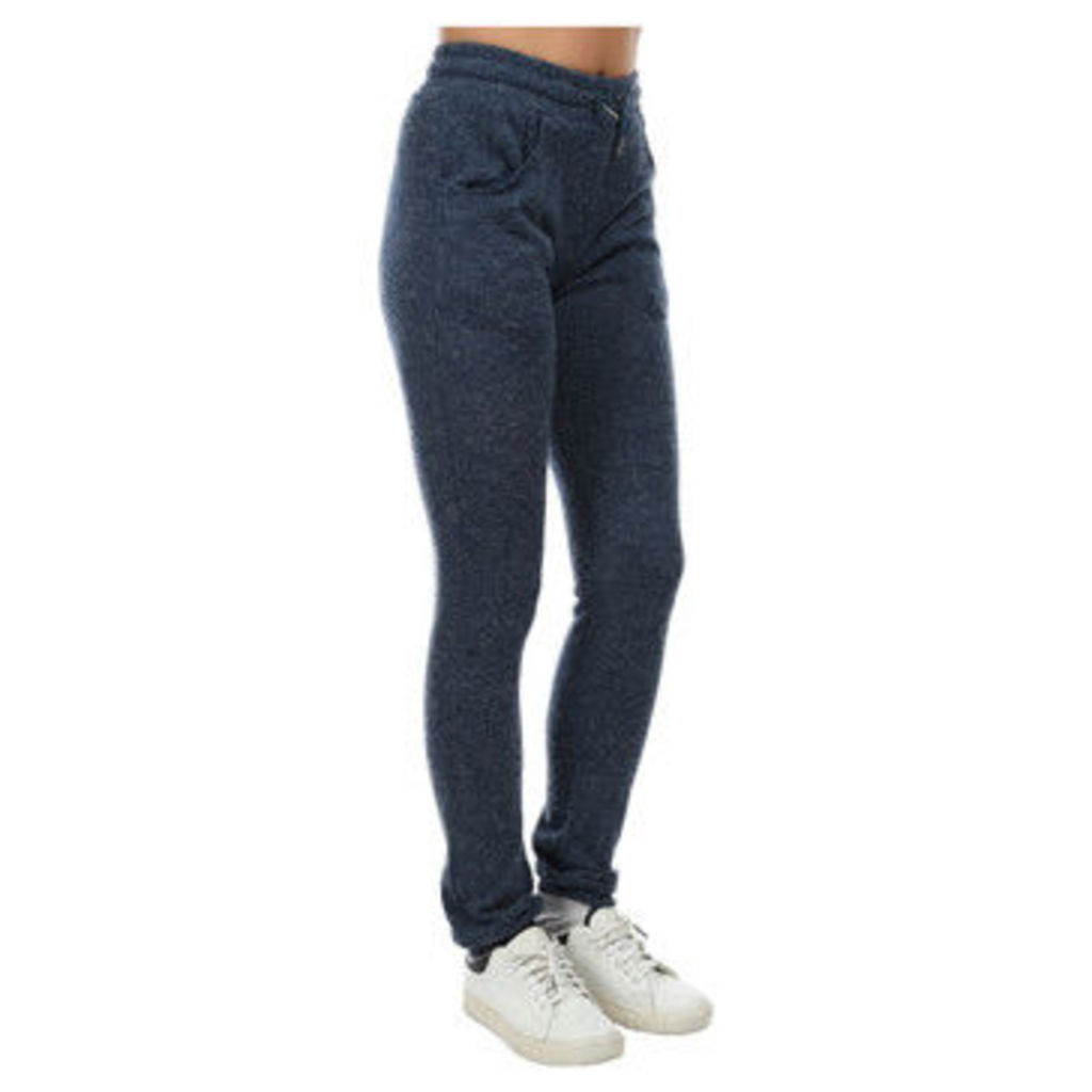 Emoi  Trousers LARA  women's Sportswear in Blue