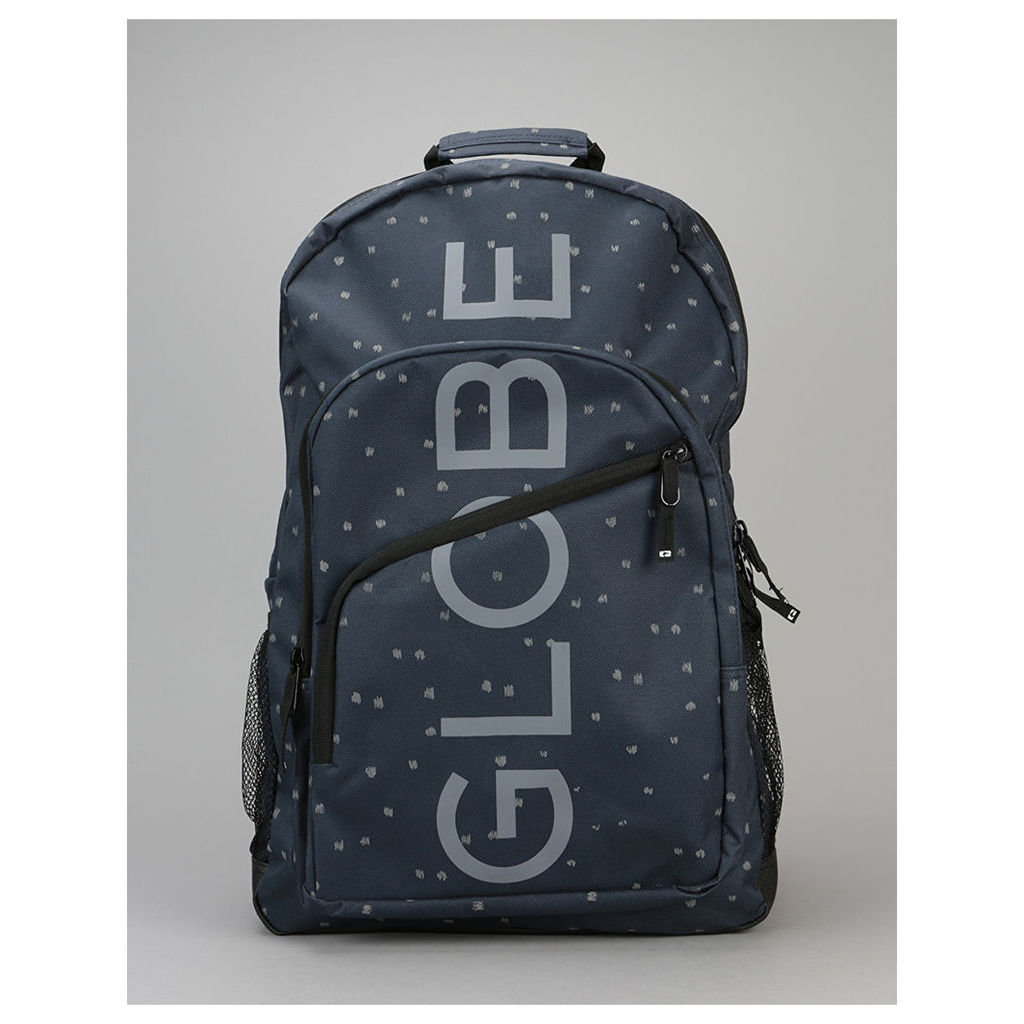 Globe Jagger III Backpack - Navy Scribble (One Size Only)