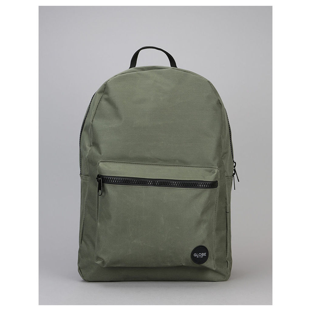 Globe Dux Deluxe III Backpack - Light Army (One Size Only)