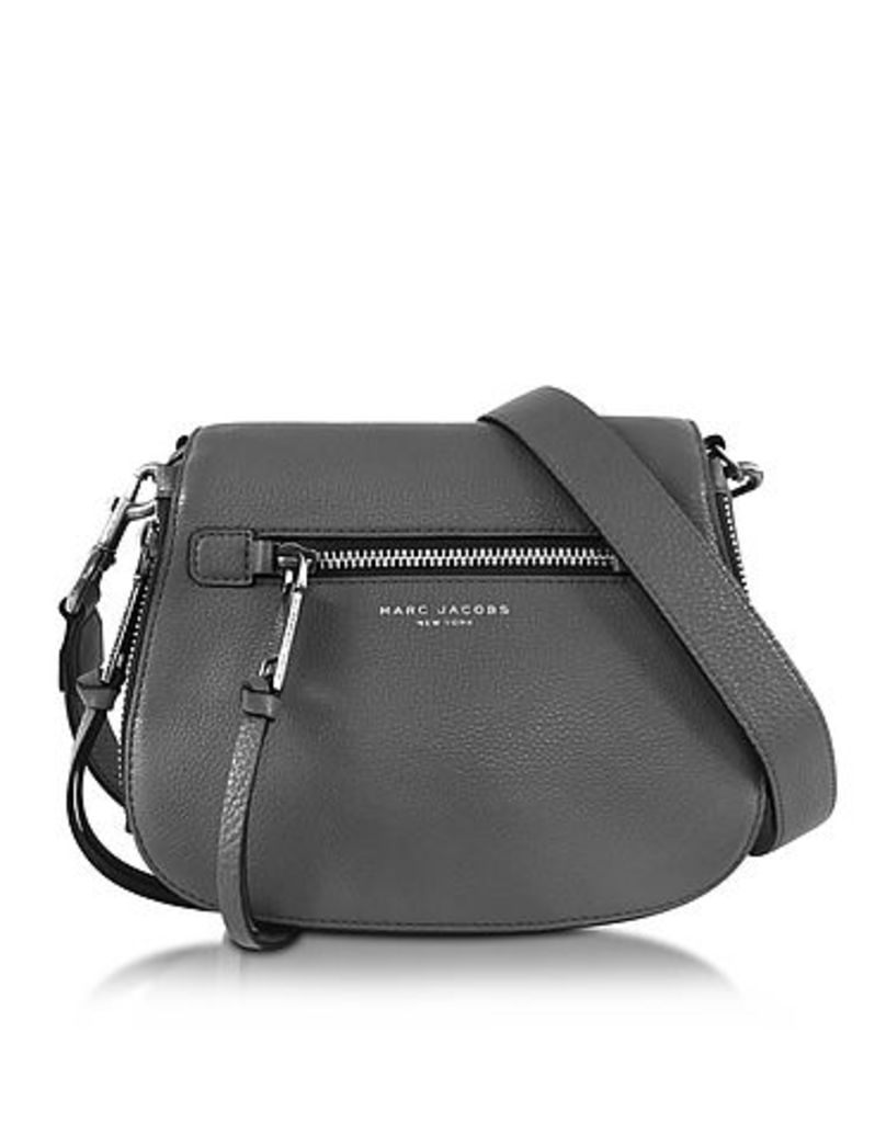 Marc Jacobs - Recruit Shadow Leather Saddle Bag