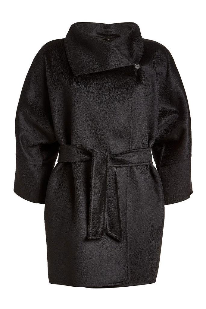 Max Mara Belted Wool Jacket